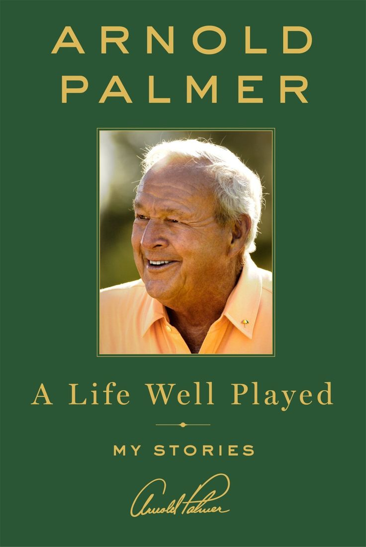 Arnies New Book By ED TRAVIS He doesnt play any longer and perhaps his step has slowed some but Arnold Palmer is still The King and what his millions of fans may not realize is he has authored or coauthored more than a dozen books. And there is to be one more to be titled A Life Well Played: My Stories a follow up to his 1999 biography. The announcement came from the publisher St. Martins Press a division of MacMillan Publishers. In a press release the 86-year old Palmer was quoted Though I…