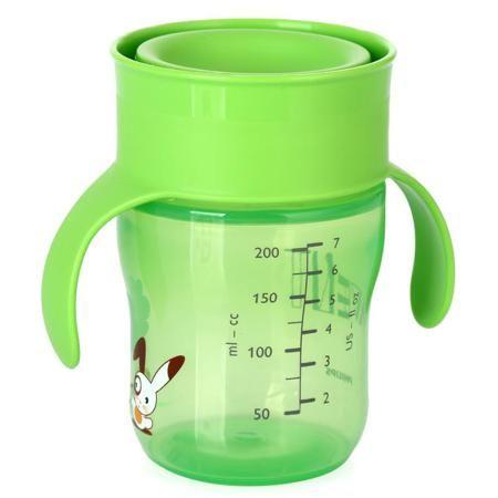 Поильник Philips Avent SCF782/00, зеленый  — 650р. ------------- Чашка-непроливайка от Philips Avent поможет вашему малышу легко и быстро научиться пить из «взрослой» кружки. Этот необычный поильник оснащен надежным защитным клапаном, предотвращающим проливание, однако обладает всеми основными особенностями обычной чашки: клапан открывается от прикосновения губ, одинаково функционируя по всему периметру; быстрый поток позволяет малышу пить, не прилагая усилий и не всасывая жидкость. Удобные…