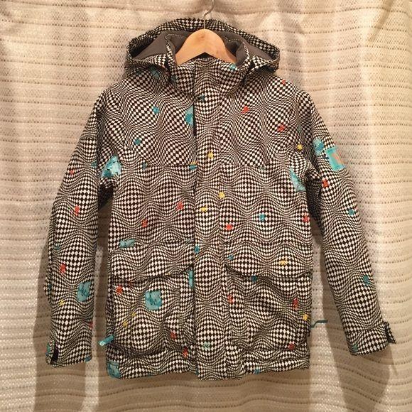 BURTON ski jacket Burton ski jacket for kids in good used condition. No tears or rips. Burton Jackets & Coats