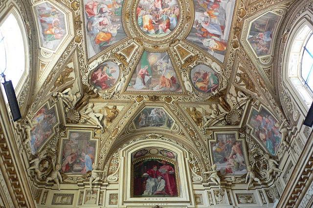 Santa Maria in Trastavere by heatheronhertravels, via Flickr