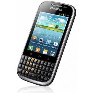 Top Mobile Device on http://topmp3.mobi  Samsung GT-B5330L Galaxy Chat Cellphone with 3.0-Inch TFT Capacitive Touchscreen, Qwerty Keyboard, A-GPS Support and 2MP Camera - No Warranty - Black