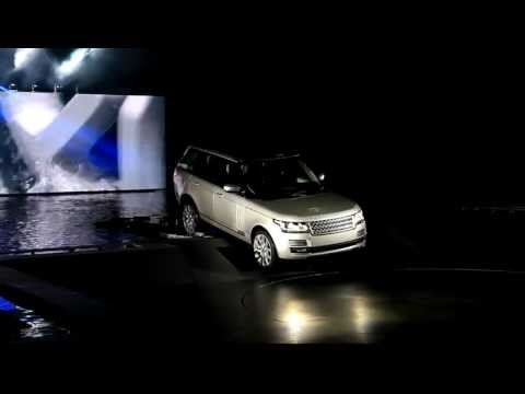 New Range Rover Launch in London / Classic Driver