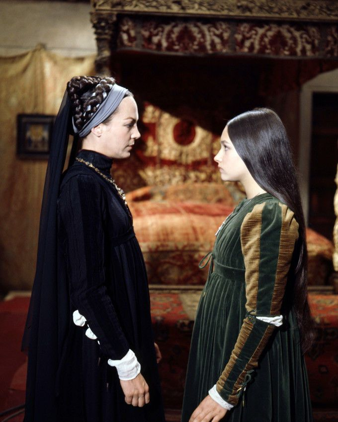 Lady capulet and juliet s relationship in