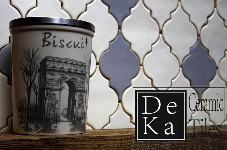 Hand Made Wall Marrakesh Tiles from DeKa Tiles Studio