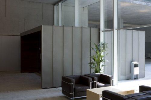 Research Centre in Barcelona (Spain) by Manel Brullet Tenas & Albert De Pineda Álvarez installer : Cubiertas Muñoz #QuartzZinc #Spain #Architecture #StandingSeam #Façade #Cladding #Project #ResearchCentre