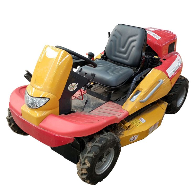 Ride on cheap lawn mower