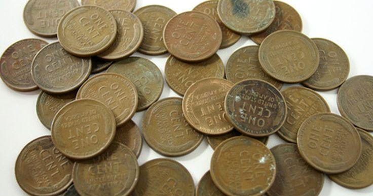 """¿Cuánto valen los centavos """"de trigo""""?. La Casa de la Moneda de los Estados Unidos emitió en la primera mitad del siglo XX los llamados centavos """"de trigo"""". Estos centavos han aumentado en valor con el paso de los años, llegando a casi 10 veces su valor. Versiones raras de estas monedas son buscadas por los coleccionistas."""