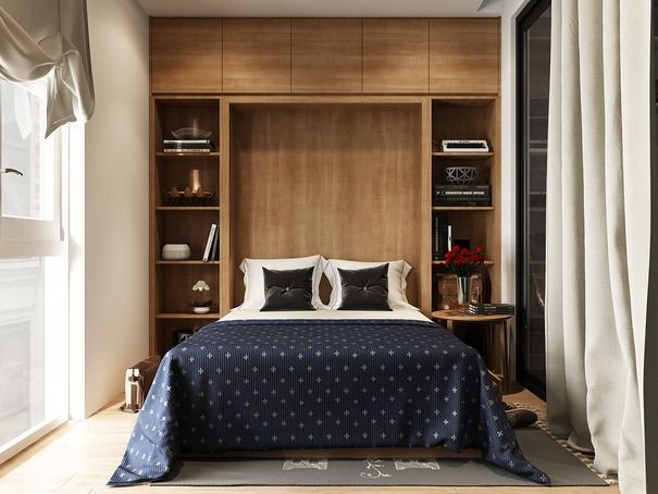 5 bedrooms that look upscale despite their modest size design sticker