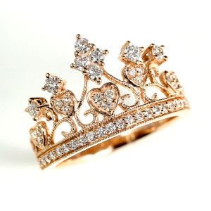 Crown Ring | Lindblom Jewelers