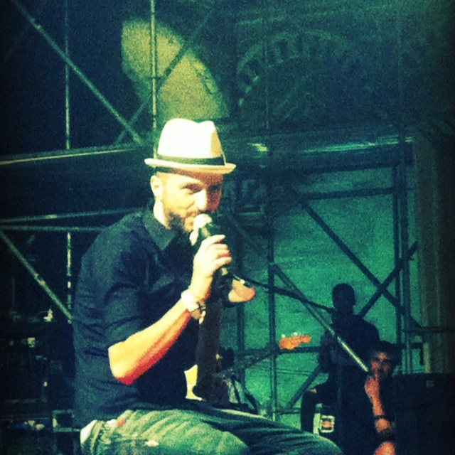Samuel (Subsonica) Pistoia blues