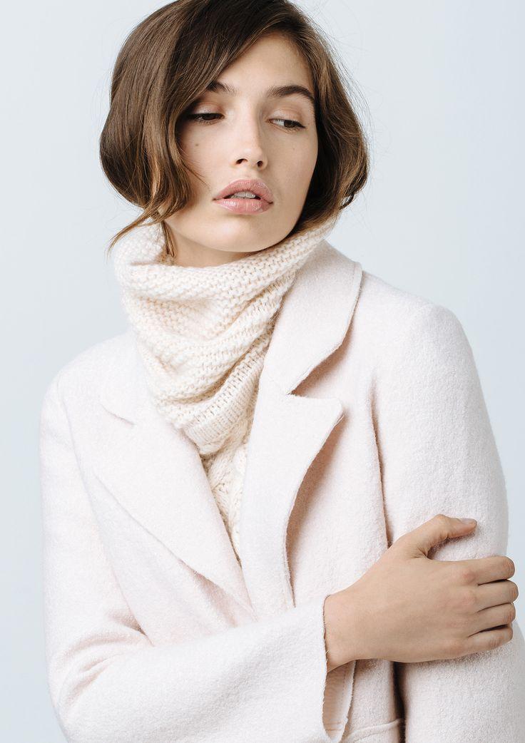 Keepsake - Sweet Surrender Knit In Sheer Pink
