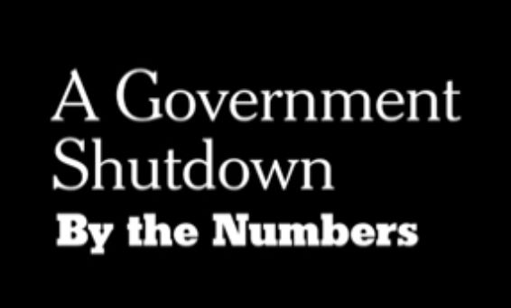 events government shutdown