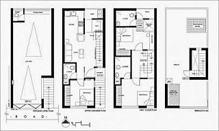 50+ contoh gambar denah rumah minimalis terbaru 2019