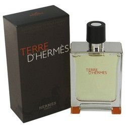 Terre D'Hermes by Hermes Gift Set -- 0.42 Pure Perfume Spray + 1.35 After Shave Balm (Men)