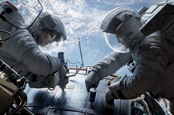 Gravity, 2013. Dir. Alfonso Cuarón.