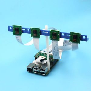 Multi Camera Adapter Module Fully Compatible for Official Raspberry Pi Board | eBay