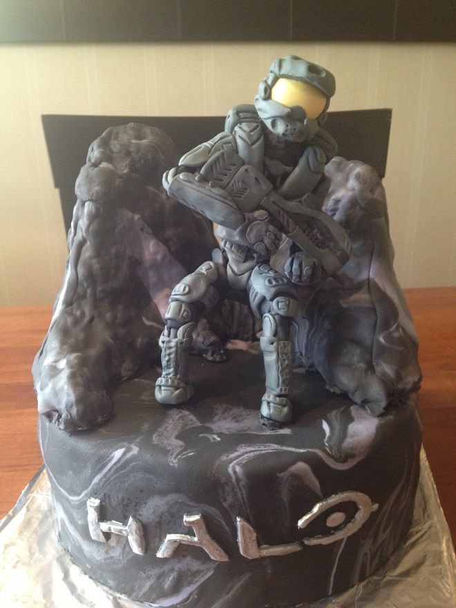 7 best Halo Birthday images on Pinterest Halo party Anniversary