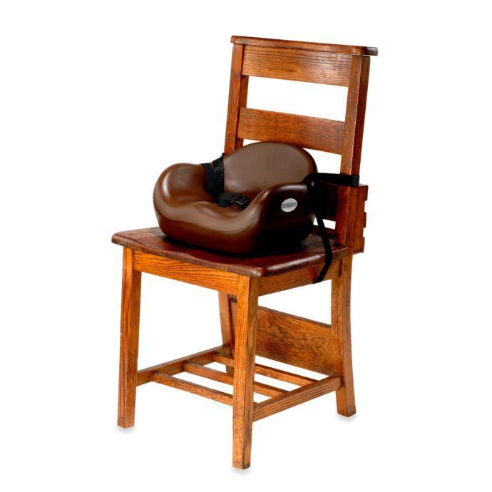 Keekaroo Cafe Booster Seat In Chocolate Buybuy Baby Booster Seat Kids Booster Seat Seating