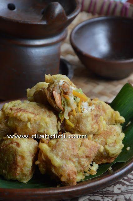 Diah Didi's Kitchen: Tahu Pong Berontak....!..^^