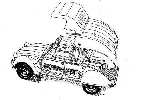 257 best ideas about citroen 2cv on pinterest