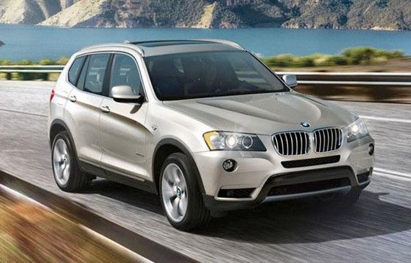 Top 14 Luxury SUVs 2013: BMW X3 2013