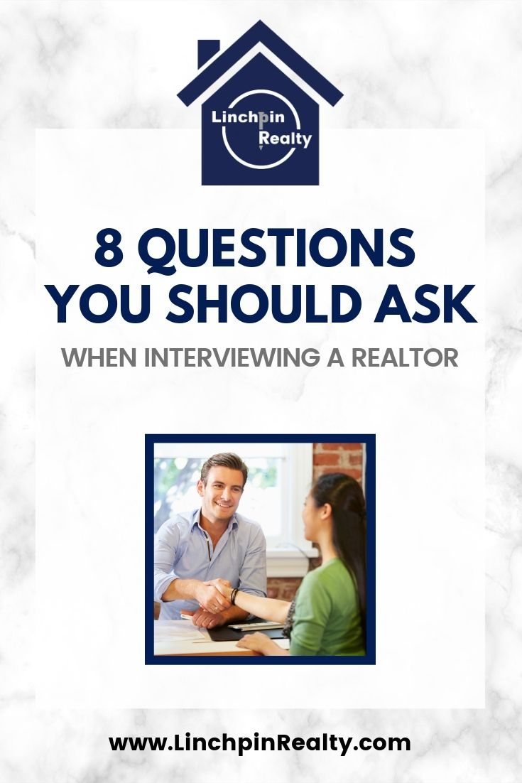 8 Questions To Ask When Interviewing A Realtor This Or That