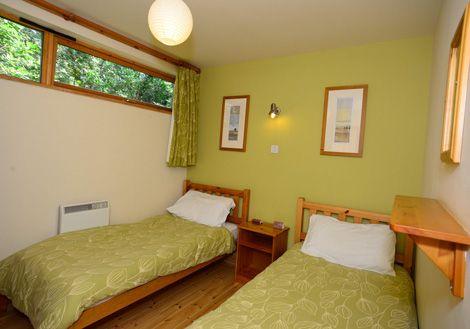 Kleine slaapkamer, toch ruim ingericht.  groots wonen in kleine ...