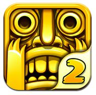 Temple Run 2 for the iPhone / iPod Touch / iPad / Android for FREE