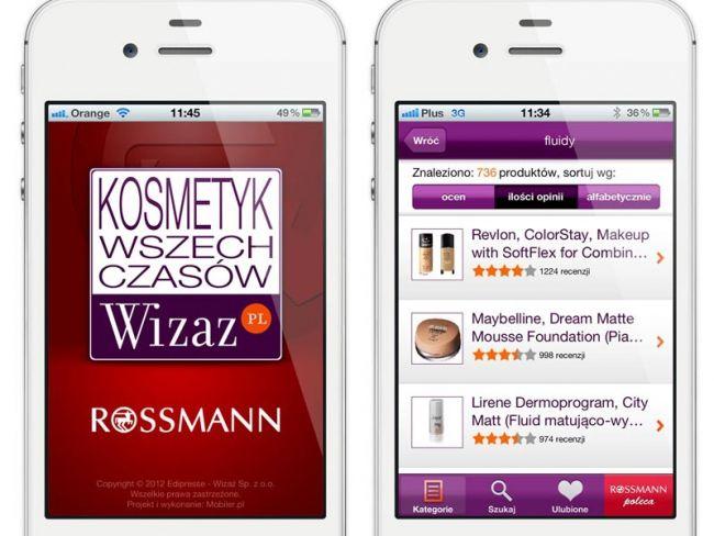 Za pomocą tej mobilnej aplikacji można zeskanować kod kreskowy kosmetyku i zapoznać się z jego składem chemicznym a także z opiniami i ocenami dotychczasowych użytkowników.   Za pomocą tej mobilnej aplikacji można zeskanować kod kreskowy kosmetyku i zapoznać się z jego składem chemicznym a także z opiniami i ocenami dotychczasowych użytkowników.