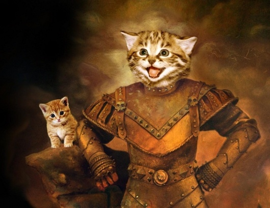 Get me a kitten so that I may live again! Vigo Ghostbusters 2