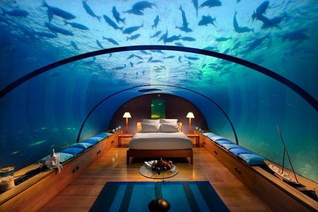 34 Incredibly Stunning Rooms From Around The World - Destination Luxury