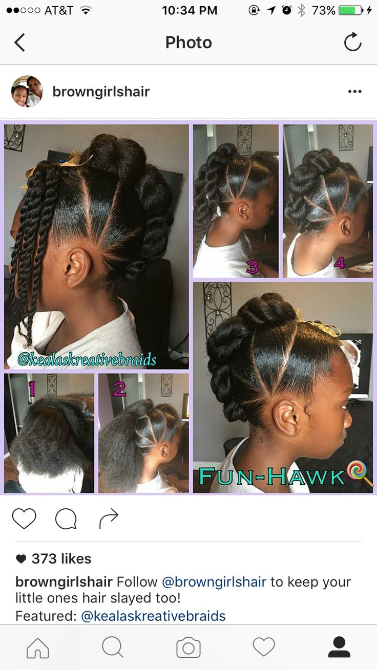Hairstyles For Little Kids Best 20 Black Kids Hairstyles Ideas On Pinterest Natural Kids