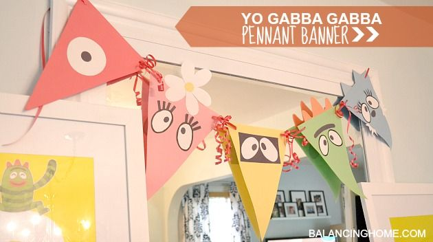 yo gabba gabba wrapping paper Just take old boxes, dollar store wrapping paper and print free printable iron on decals from nick jr kim thompson의 yo gabba gabba party에서 이 핀을 비롯한 여러 핀을 찾으세요  balloon print out graphics / faces for yo gabba gabba by neverforgottendesign, $1000visit never forgotten designs for more unique birthday party.