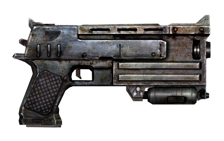 10mm pistol (Fallout: New Vegas) - The Fallout wiki - Fallout: New Vegas and more