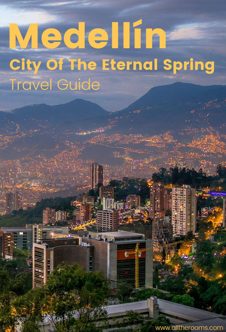 From a vacation to an extended stay, Medellin is a prime destination for sightseers, expatriates and digital nomads alike.  Travel Medellin- Colombia
