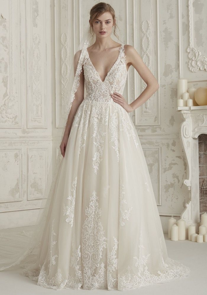 Pronovias 2019 Bridal Collection Ema Wedding Dress Pronovias
