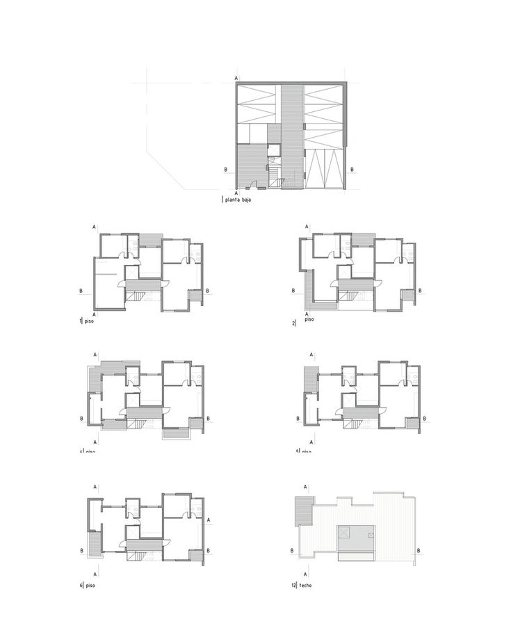 314 best floor plans images on pinterest | floor plans, architects