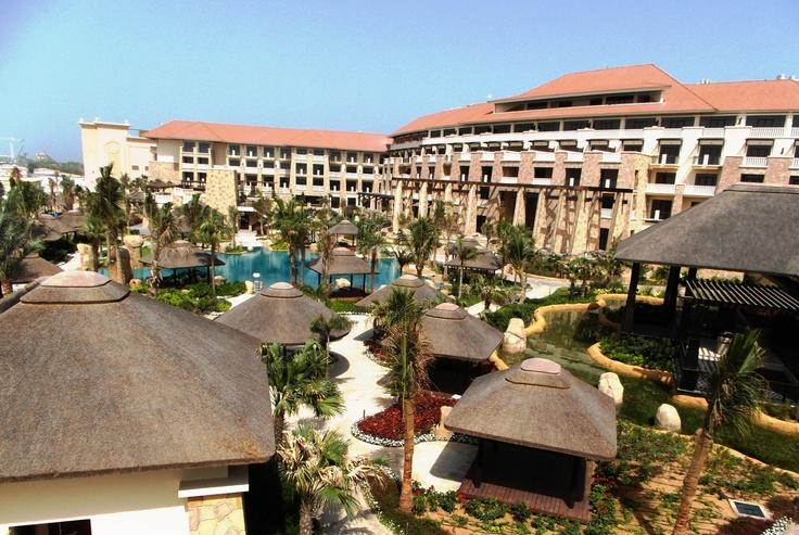 Sofitel Palm Jumeirah Pool #Sofitel #ThePalm