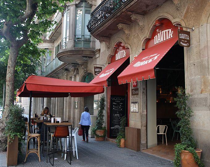 Davita Market, un auténtico restaurante italiano ideal para comer en familia