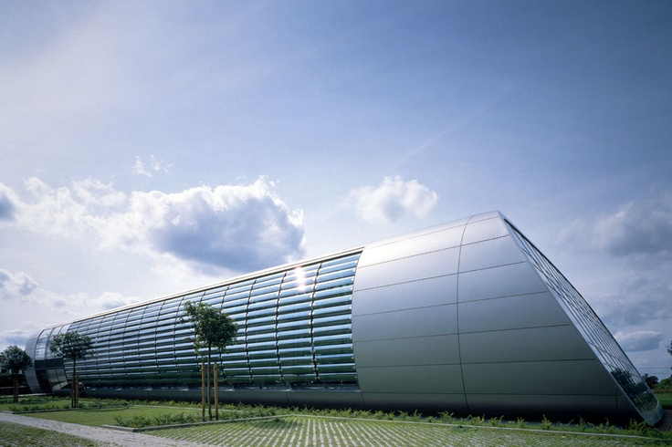 Firmengebäude Tobias Grau: BRT Architekten