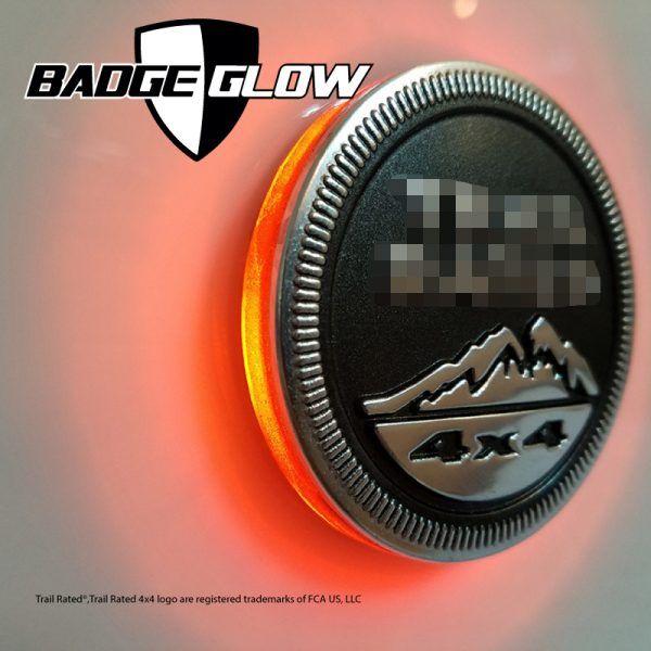 Jeep® – Badge Glow