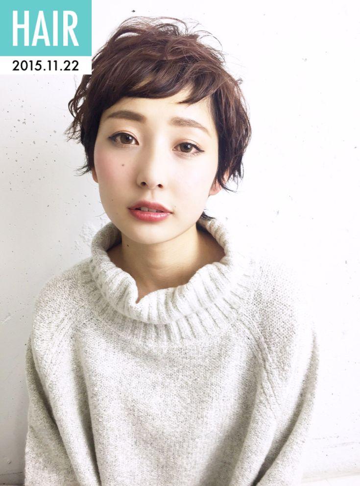 林下 大輔 / CLEARofhairさんのヘアカタログ | 大人かわいい,ゆるふわ,外国人風,trend,卵型 | 2015.11.22 19.13 - HAIR