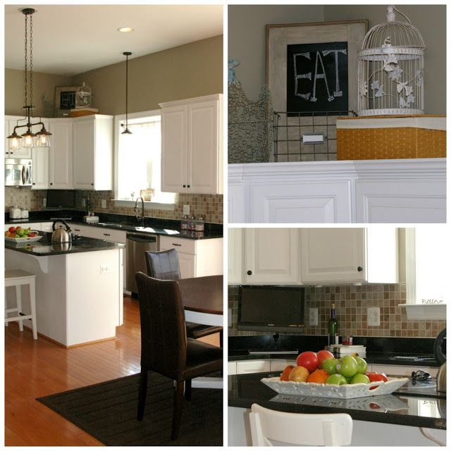 17 best images about kitchen cabinets on pinterest plugs for Redesign my kitchen