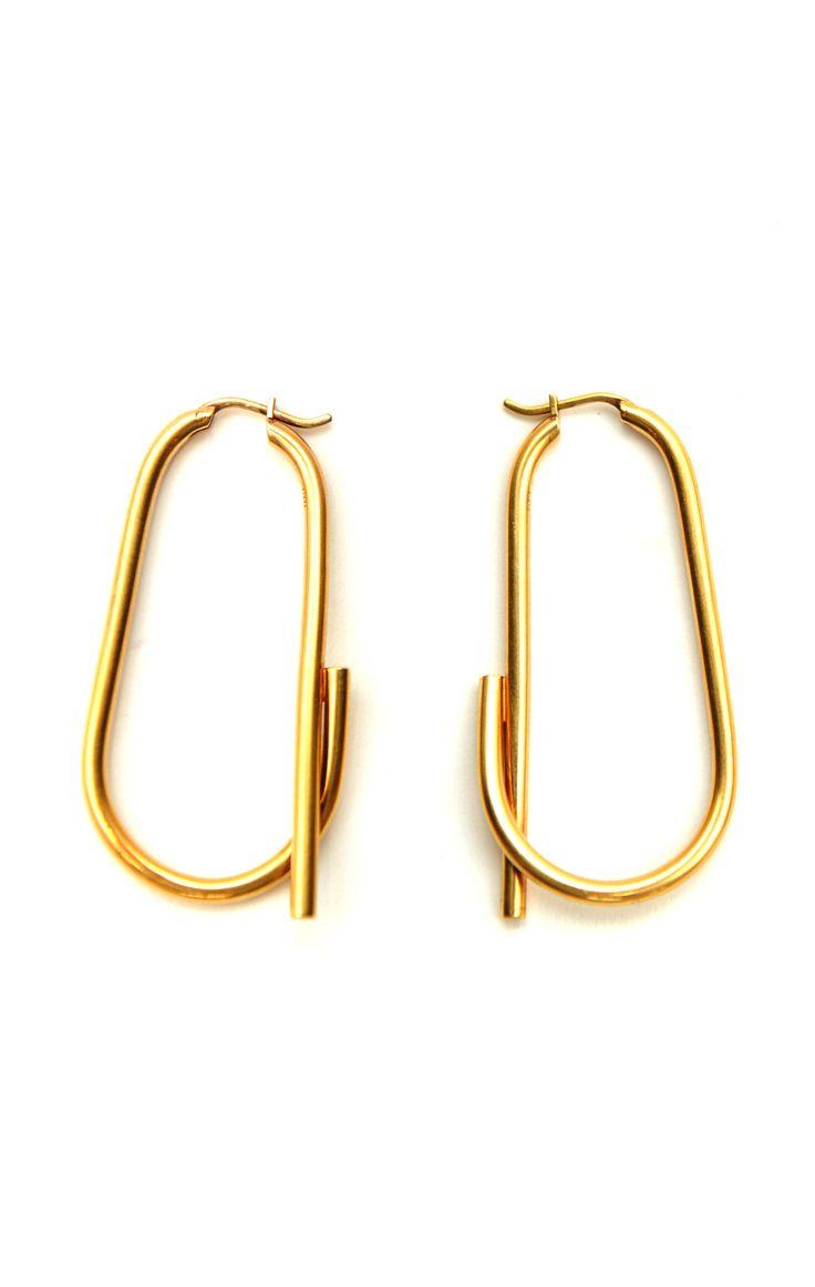 Céline earrings trend fall 2016