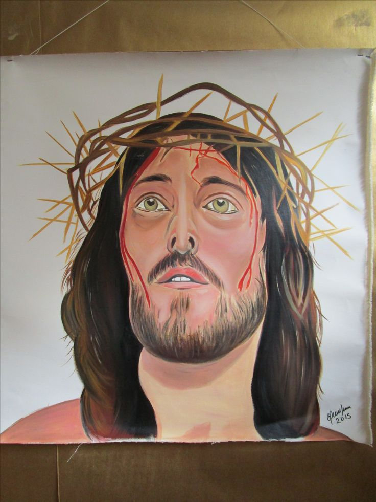 Jesus Oil Painting