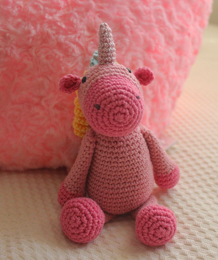 11 best Licornes images on Pinterest | Knitting projects, Amigurumi ...