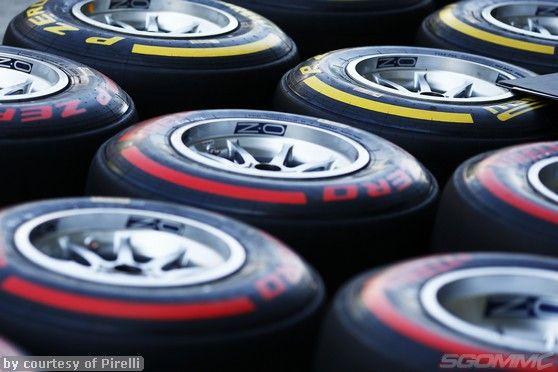 A Singapore la Pirelli porterà Soft e Supersoft