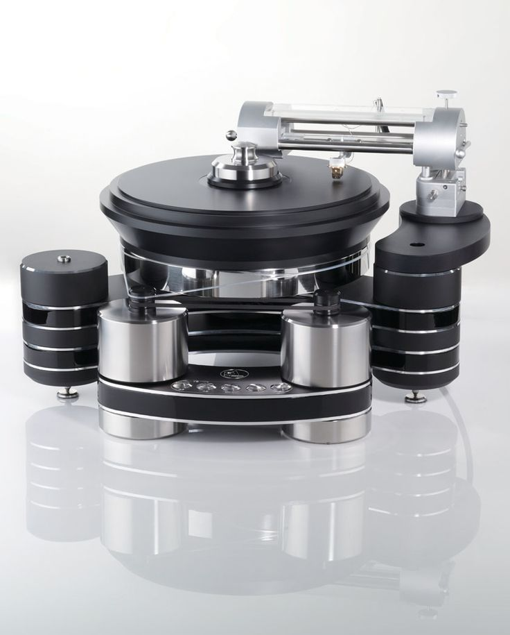 Clearaudio Master Reference 2 Turntable   (via Wizard High-End Audio Blog: Clearaudio Master Reference 2 Turntable)