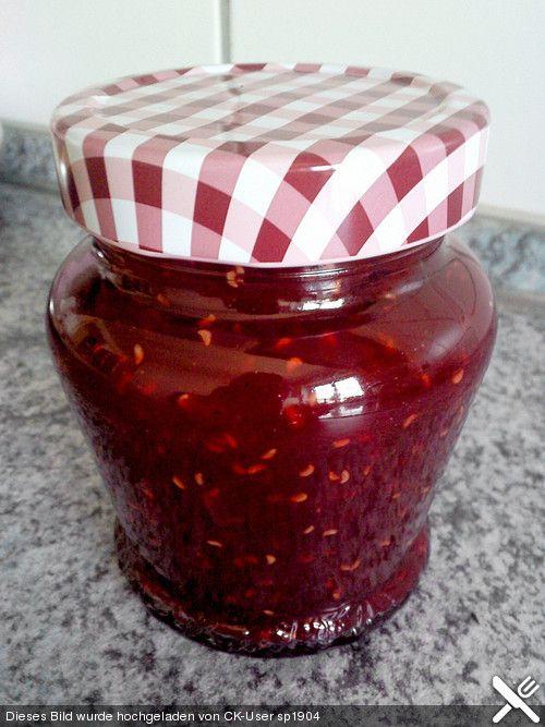 Himbeer-Mango Marmelade