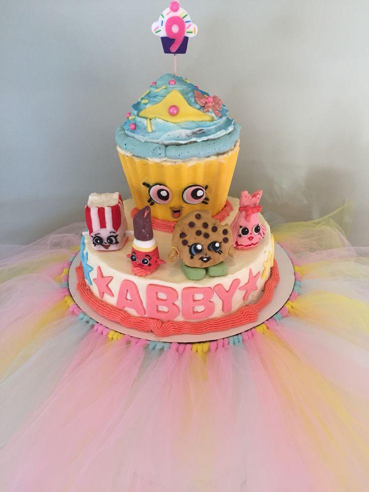 Queenie Cake Shopkins